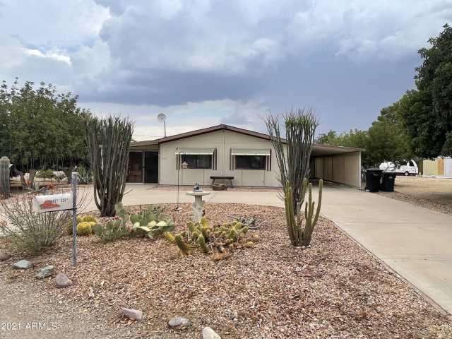 Photo of 33402 N 223RD Drive #75, Wittmann, AZ 85361