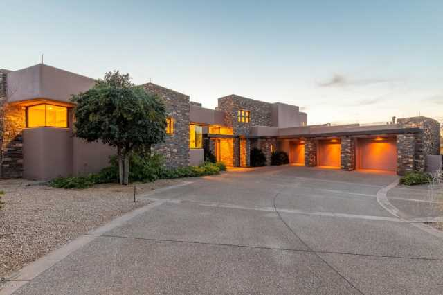 Photo of 9825 E BLUE SKY Drive, Scottsdale, AZ 85262