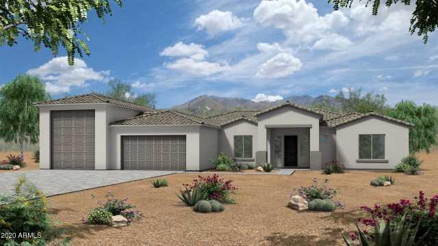 Photo of Xxxx4 N 156 Street #Lot 4, Scottsdale, AZ 85262