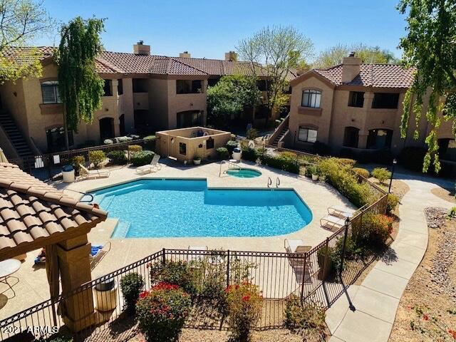 Photo of 15095 N THOMPSON PEAK Parkway #3111, Scottsdale, AZ 85260
