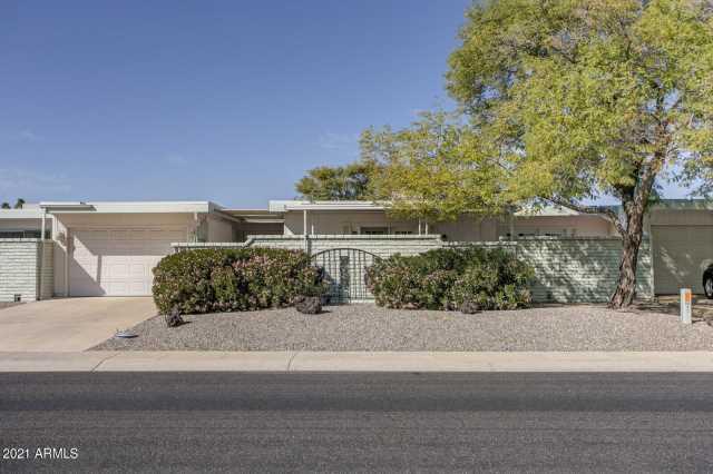 Photo of 9814 W TEAKWOOD Drive, Sun City, AZ 85351