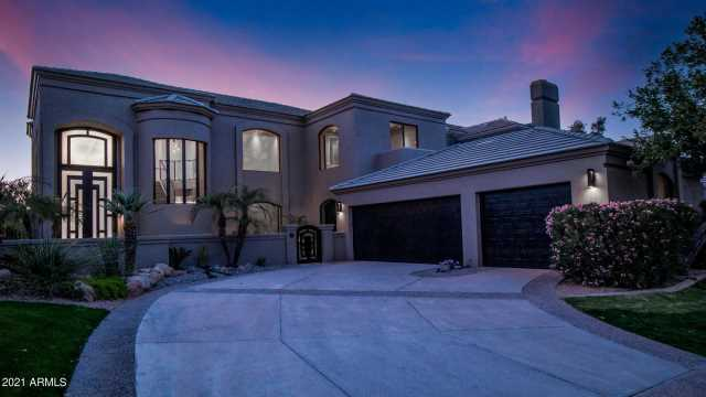 Photo of 7878 E GAINEY RANCH Road #16, Scottsdale, AZ 85258
