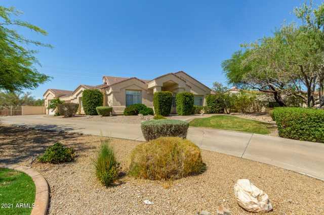 Photo of 11820 E CANNON Drive, Scottsdale, AZ 85259