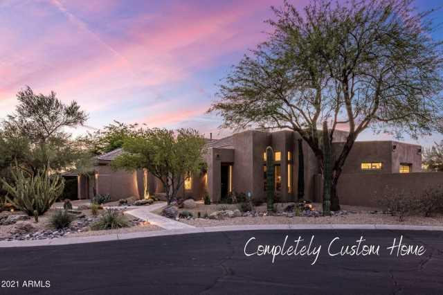 Photo of 6780 E SOARING EAGLE Way, Scottsdale, AZ 85266