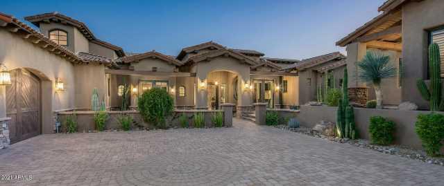 Photo of 36322 N 100TH Way, Scottsdale, AZ 85262