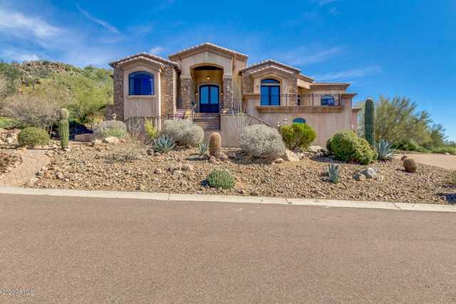 Photo of 5375 S CARIOTT Court, Gold Canyon, AZ 85118