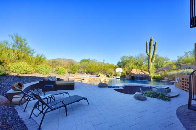 Photo of 7260 E EAGLE CREST Drive #4, Mesa, AZ 85207