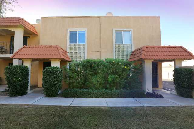 Photo of 601 E PALO VERDE Drive #20, Phoenix, AZ 85012