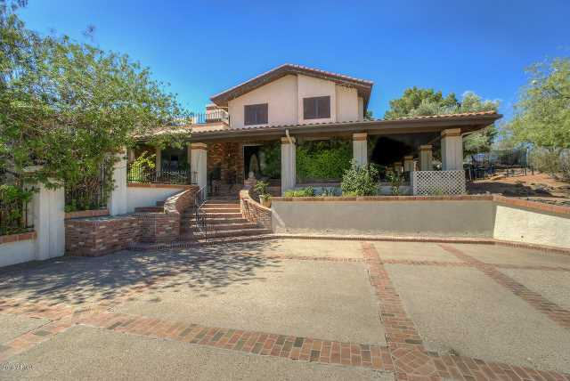 Photo of 4548 W HAPPY VALLEY Road, Glendale, AZ 85310