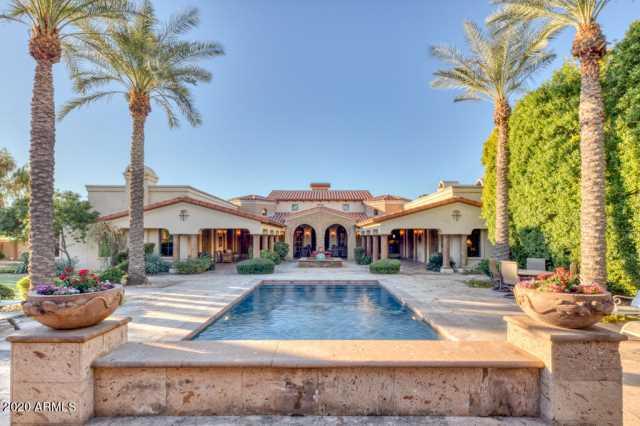 Photo of 11350 E ARABIAN PARK Drive, Scottsdale, AZ 85259