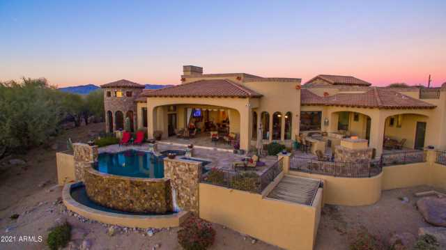 Photo of 10014 E BALANCING ROCK Road, Scottsdale, AZ 85262