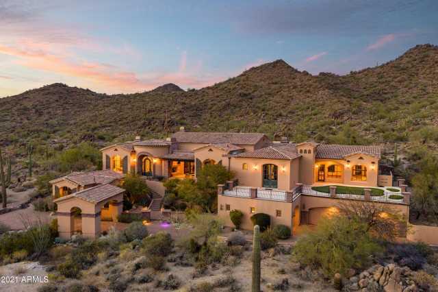 Photo of 8347 E VIEW CREST Circle, Mesa, AZ 85207