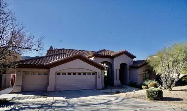 Photo of 11525 E BUCKSKIN Trail, Scottsdale, AZ 85255