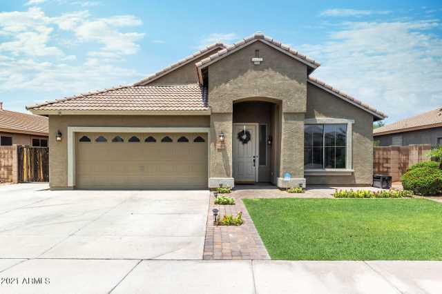 Photo of 11610 W WINDSOR Avenue, Avondale, AZ 85392