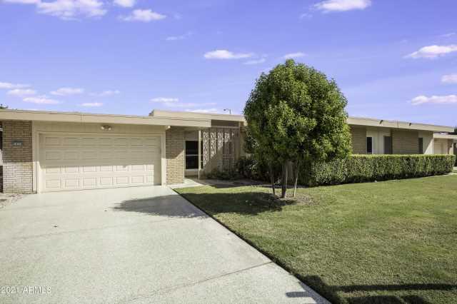 Photo of 10330 W GARNETTE Drive, Sun City, AZ 85373
