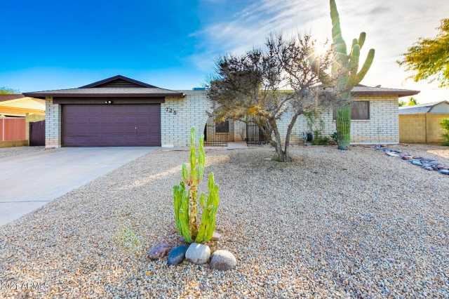 Photo of 725 W VAUGHN Street, Tempe, AZ 85283