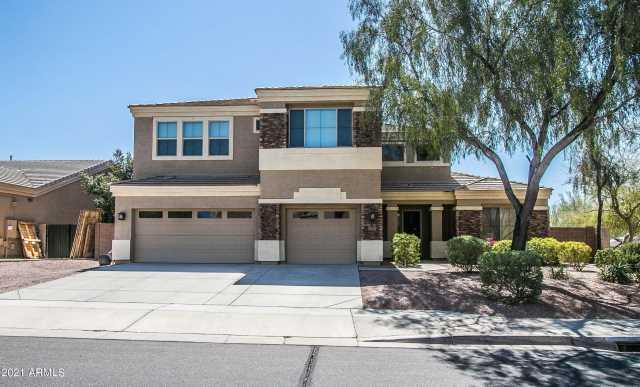 Photo of 8603 E GLENCOVE Street, Mesa, AZ 85207