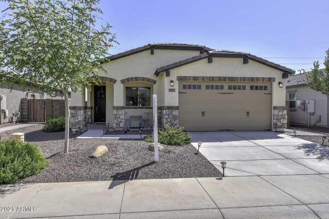 Photo of 8707 N 171ST Drive N, Waddell, AZ 85355