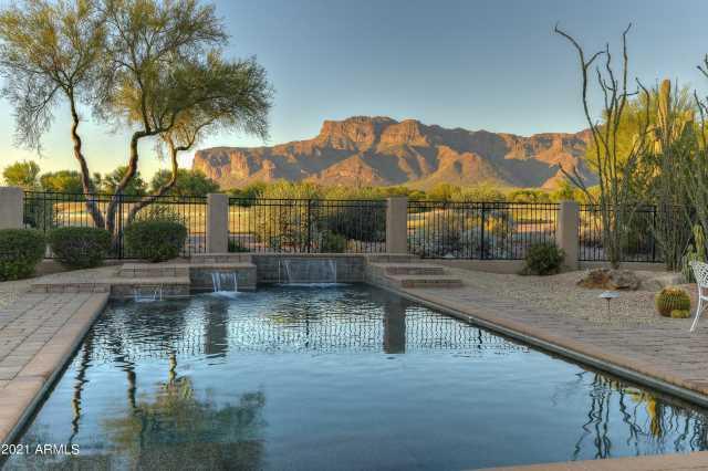 Photo of 7846 E WILDERNESS Trail, Gold Canyon, AZ 85118