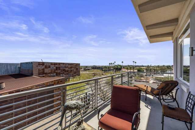 Photo of 3801 N GOLDWATER Boulevard #G407, Scottsdale, AZ 85251