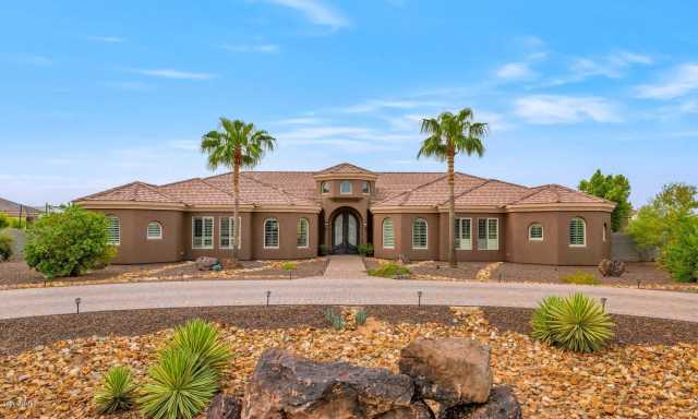 Photo of 7109 W HATFIELD Road, Peoria, AZ 85383
