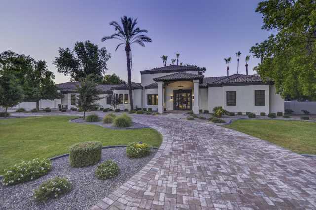 Photo of 5802 E LEITH Lane, Scottsdale, AZ 85254