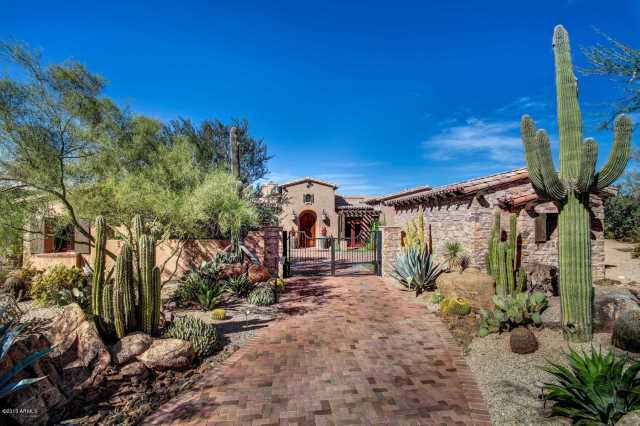 Photo of 10986 E WILDCAT HILL Road, Scottsdale, AZ 85262