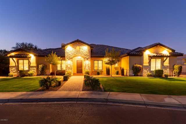 Photo of 2080 E KAIBAB Place, Chandler, AZ 85249