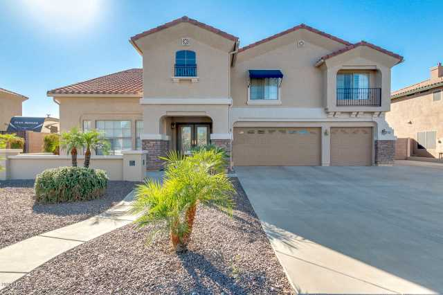 Photo of 9565 W OBERLIN Way, Peoria, AZ 85383