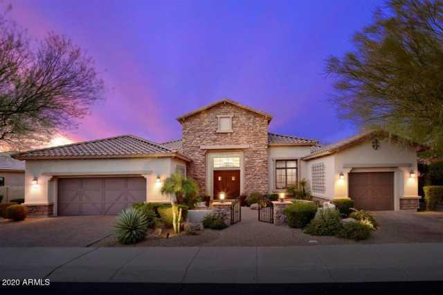 Photo of 10026 E RIDGERUNNER Drive, Scottsdale, AZ 85255