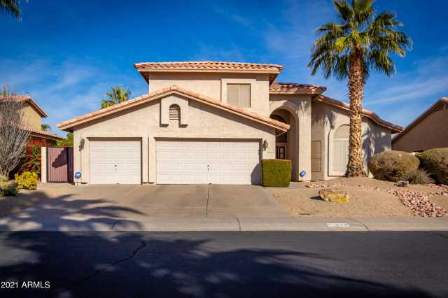 Photo of 110 E EVELYN Lane, Tempe, AZ 85284