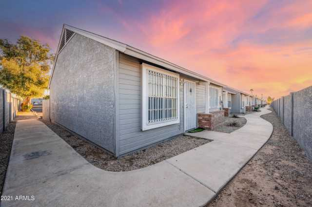 Photo of 5960 W OREGON Avenue #167, Glendale, AZ 85301