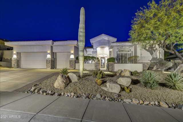 Photo of 10729 E ACOMA Drive, Scottsdale, AZ 85255