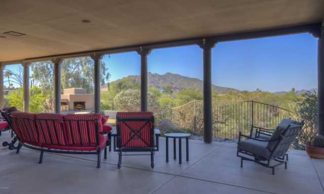 Photo of 8017 E CAREFREE Drive, Carefree, AZ 85377