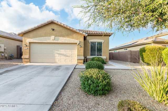 Photo of 18220 W EVA Street, Waddell, AZ 85355