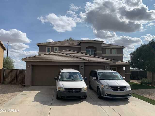 Photo of 4321 E SILVERBELL Road, San Tan Valley, AZ 85143