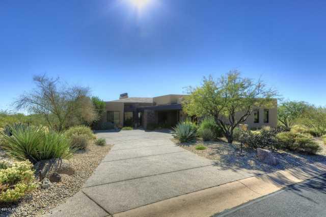 Photo of 10277 E NOLINA Trail, Scottsdale, AZ 85262