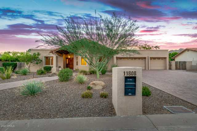 Photo of 11808 S TONALEA Drive, Phoenix, AZ 85044