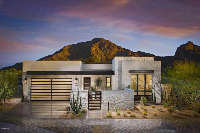 Photo of 5523 E VALLEY VISTA Lane, Paradise Valley, AZ 85253