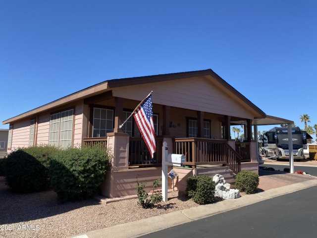 Photo of 233 N Val Vista Drive #67R, Mesa, AZ 85205