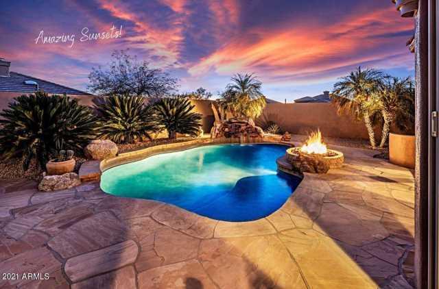 Photo of 7111 E SIENNA BOUQUET Place, Scottsdale, AZ 85266