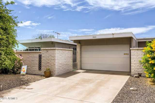 Photo of 9821 W LANCASTER Drive, Sun City, AZ 85351