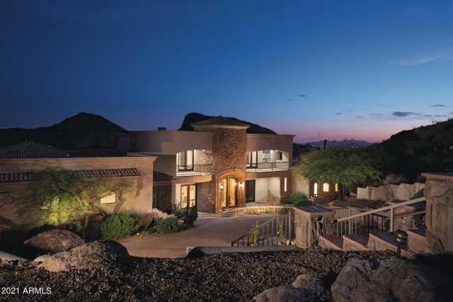 Photo of 10644 N ARISTA Lane, Fountain Hills, AZ 85268