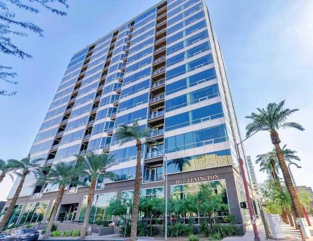 Photo of 1 E LEXINGTON Avenue #1402, Phoenix, AZ 85012
