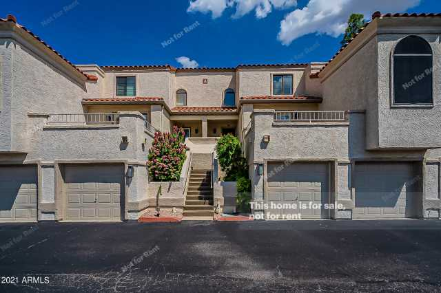 Photo of 10080 E MOUNTAINVIEW LAKE Drive #A202, Scottsdale, AZ 85258