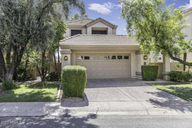 Photo of 7525 E GAINEY RANCH Road #134, Scottsdale, AZ 85258