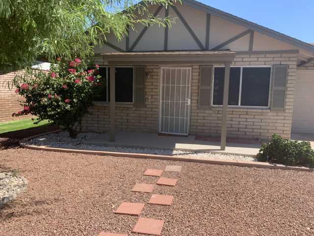 Photo of 9639 W BROWN Street #A, Peoria, AZ 85345
