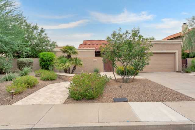 Photo of 10305 E BELLA VISTA Drive, Scottsdale, AZ 85258