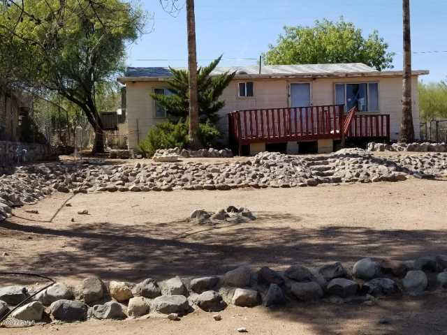 Photo of 418 S HETZEL Avenue, Mammoth, AZ 85618