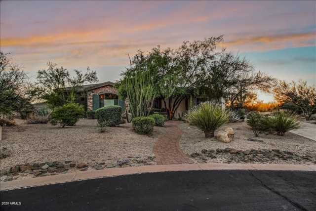 Photo of 5735 E Old Paint Trail, Carefree, AZ 85377